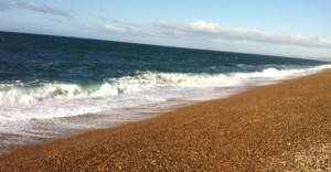 Chesil this morning