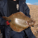 Sole & Plaice fishing on Chesil in winter