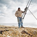 Am I the only one fishing Chesil Beach?