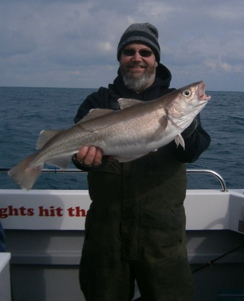 Monster 6lb 3oz Whiting for Steve Ford