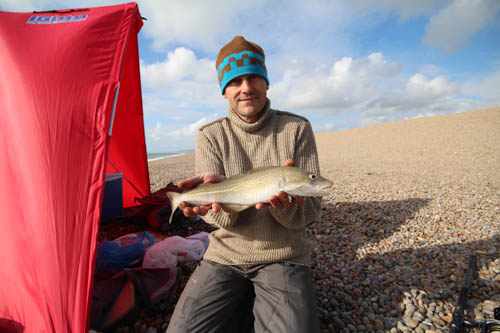 One of the best day 39 s fishing on chesil ever fishing tails for Best time to fish tomorrow