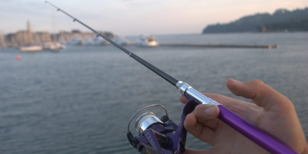 Definitely more of a toy than a fishing rod, The Pen Rod can be so bad it's (nearly) good.